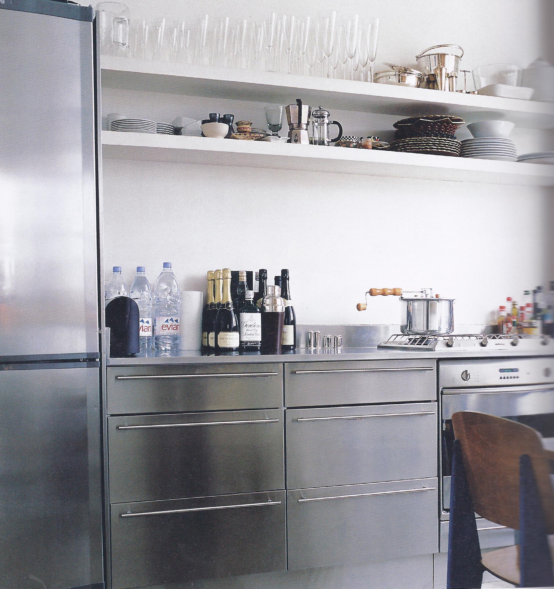Vijf eco materialen voor de (keuken)wand   Havenaar Interieurs